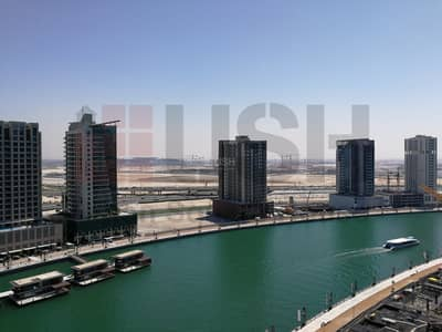 1 Bedroom Apartment for Sale in Business Bay, Dubai - Fully Furnished 1Br with Full Canal View