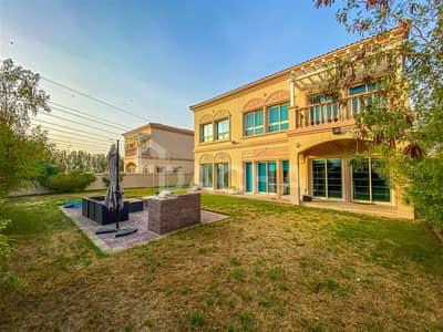 فیلا 5 غرف نوم للبيع في مثلث قرية الجميرا (JVT)، دبي - PARK FACING! // Rented 5BR + M // Big Plot