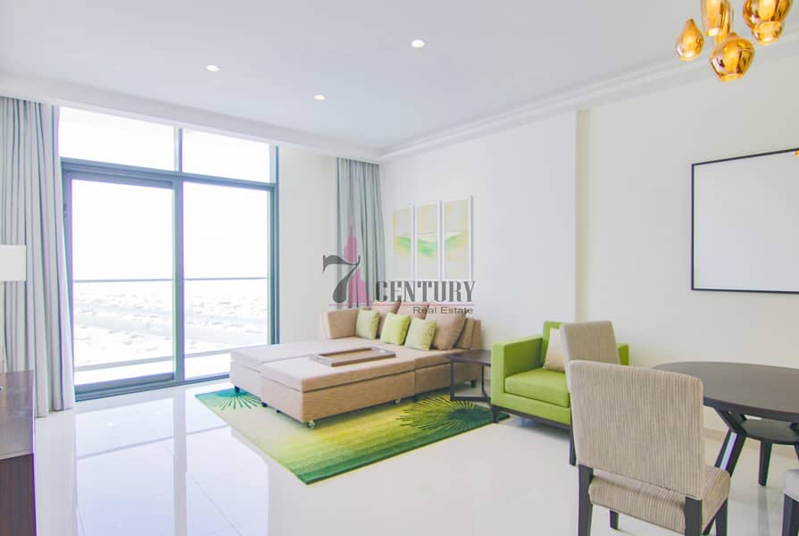 2 1 Bedroom Apartment   Brand New   Fully Furnished