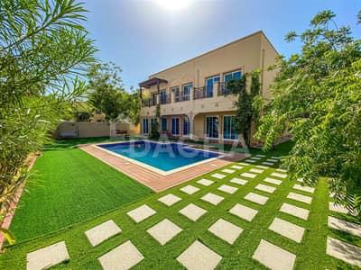5 Bedroom Villa for Sale in Jumeirah Village Triangle (JVT), Dubai - RARE UNIT // Upgr. 5Br + M // Private Pool