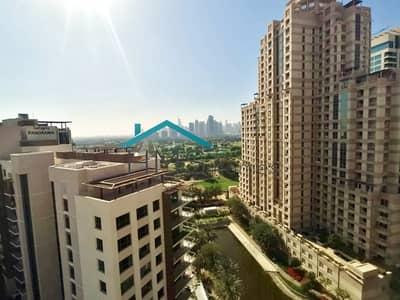 شقة 2 غرفة نوم للايجار في ذا فيوز، دبي - LAKE VIEW | HIGH FLOOR | CHILLER FREE
