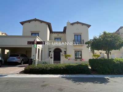 5 Bedroom Villa for Rent in Arabian Ranches 2, Dubai - Increadibly Large Plot   Type 3   Unfurnished