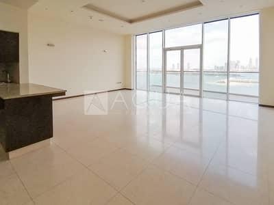 فلیٹ 1 غرفة نوم للايجار في نخلة جميرا، دبي - Unique 1 Br | High Floor | Full Sea View