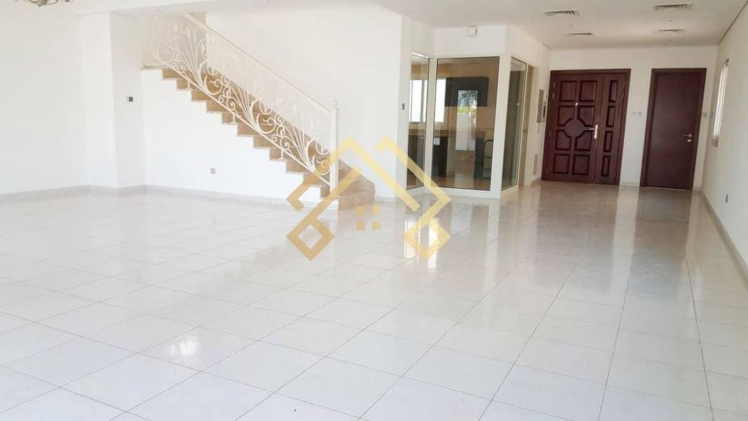 2 Most Luxuries  4BR+Maid Villa With Big Garden | JVC..