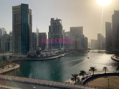 3 Bedroom Apartment for Rent in Dubai Marina, Dubai - Full Marina View     One Month Free     Free Chiller