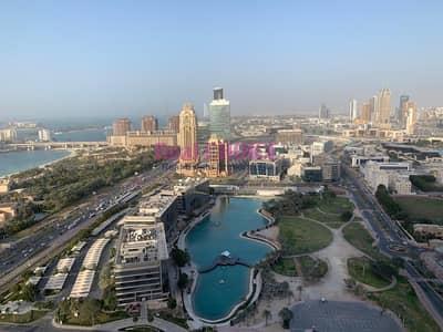 3 Bedroom Flat for Rent in Dubai Marina, Dubai - Sea View | Brand New | Maintenance Free
