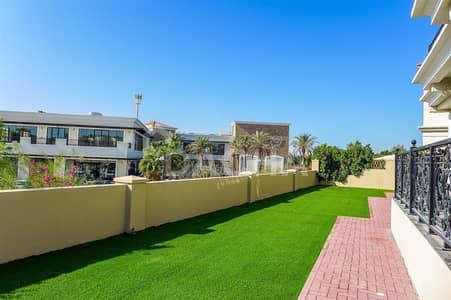 فیلا 6 غرف نوم للبيع في عقارات جميرا للجولف، دبي - Tenanted // Corner Villa //  Great Position