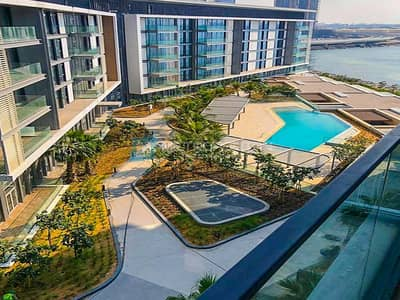 1 Bedroom Apartment for Sale in Bluewaters Island, Dubai - Pool and sea view | Spacious 1 Bed | High Floor