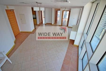 فلیٹ 3 غرف نوم للايجار في دبي مارينا، دبي - Huge 3BR