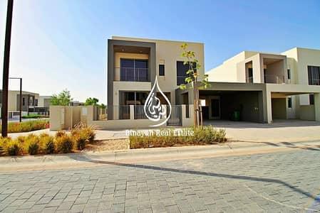 4 Bedroom Villa for Rent in Dubai Hills Estate, Dubai - Luxury  4 BR+M -Facing Park -Large Plot Sidra 1