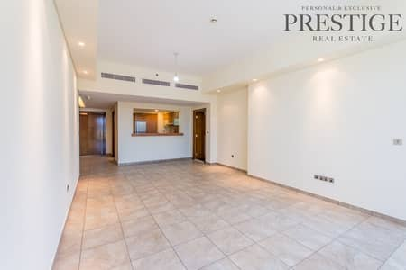 2 Bedroom Flat for Rent in Palm Jumeirah, Dubai - Community View | Type C | 2 Bed + Maid's