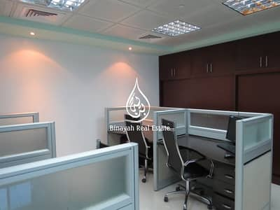 Office for Sale in Jumeirah Lake Towers (JLT), Dubai - Fitted Office  | Lake View | Indigo