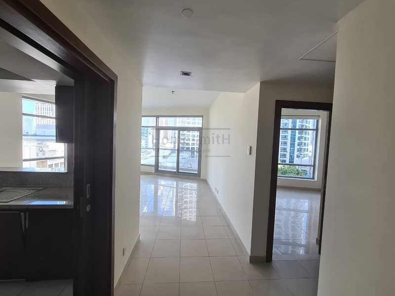 2 Large Size / Lower Floor /  Well Maintain