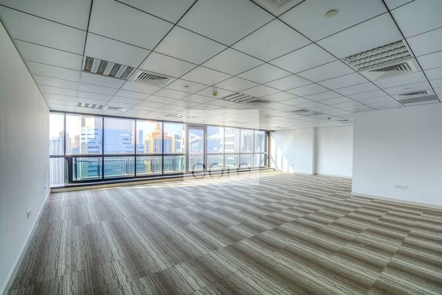 2 Fitted Office | High Floor I DMCC Freezone