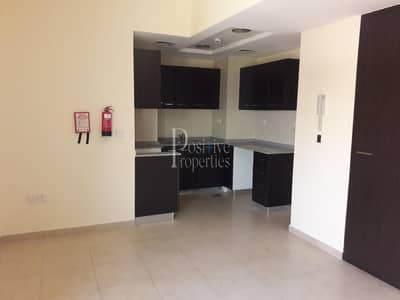 Studio for Rent in Remraam, Dubai - GOOD LOCATION| VACANT| WELL MAINTAINED