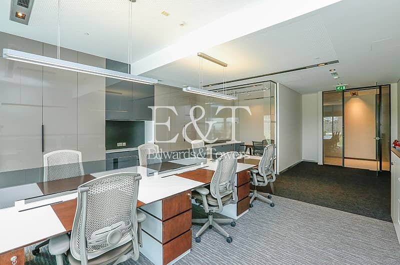 2 All Inclusive Furnished Office Index Tower