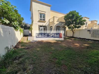 3 Bedroom Villa for Rent in The Springs, Dubai - Type 1E Amazing Lake View | 3 Bed + Study + Maid