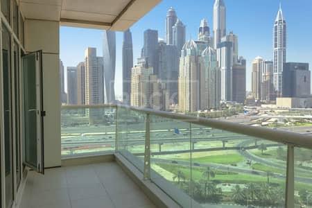 فلیٹ 2 غرفة نوم للبيع في أبراج بحيرات الجميرا، دبي - Spacious   Marina view   2-Bed   Plus Maids