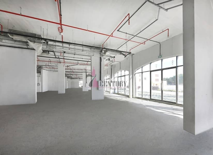 2 Commercial Retail | Spacious Space | Brand New
