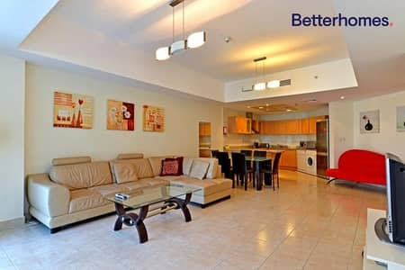 Lovely | Furnished | Spacious | Marina View