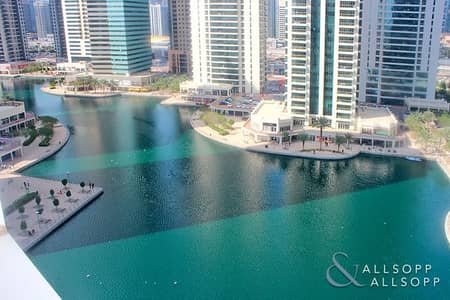شقة 2 غرفة نوم للايجار في أبراج بحيرات الجميرا، دبي - 2 Bed | All En-suite Master | Maid's Room