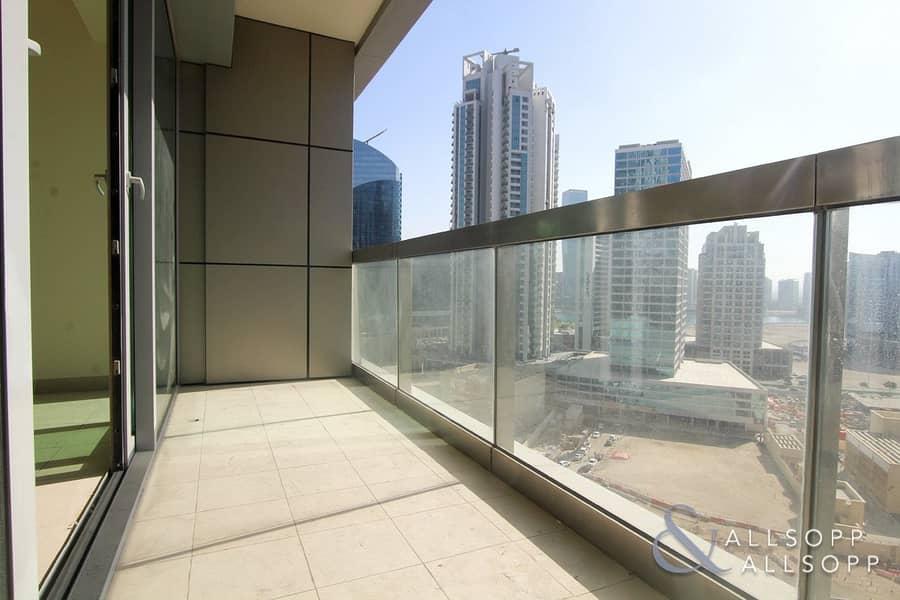 2 45K Studio | Unfurnished | Large Balcony