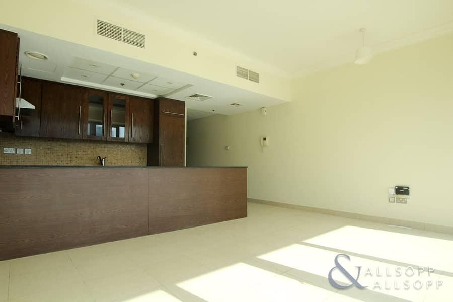 45K Studio | Unfurnished | Large Balcony