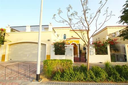فیلا 4 غرف نوم للبيع في جميرا بارك، دبي - 4 Bedroom | Single Row | Well Maintained