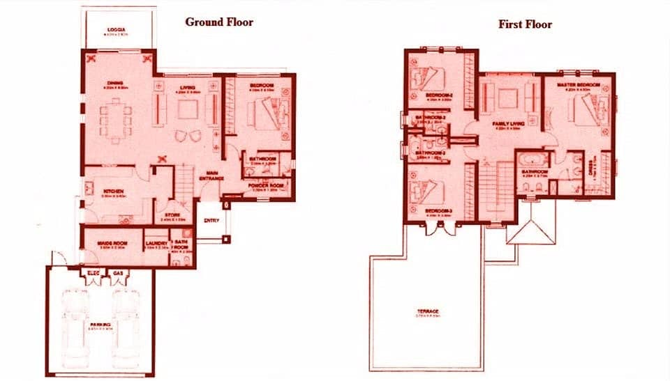 10 4 Bedroom | Single Row | Well Maintained