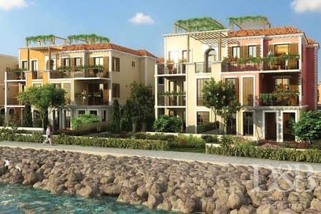 تاون هاوس 3 غرف نوم للبيع في جميرا، دبي - Genuine Resale | 3 Bedroom Type B | Full Park View