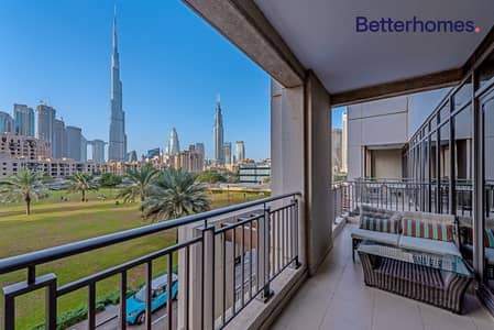 3 Bedroom Villa for Rent in Downtown Dubai, Dubai - Largest 4 bed Villa | Heart of Downtown