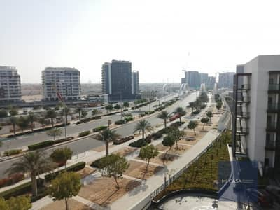 1 Bedroom Flat for Rent in Al Raha Beach, Abu Dhabi - Ready to move in! | Community view! | with balcony