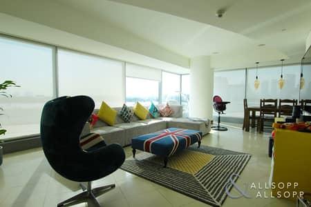 فلیٹ 2 غرفة نوم للبيع في مركز دبي التجاري العالمي، دبي - Modern Apartment | Burj Views | 1743 SqFt