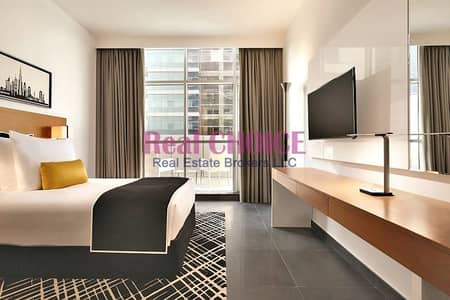 Studio | On A High Floor | Fully Furnished