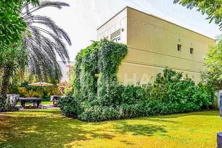 5 Bedroom Villa for Rent in The Meadows, Dubai - Spacious 5 BR /  Mature Garden /  Meadows 9