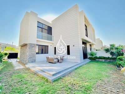 4 Bedroom Villa for Sale in DAMAC Hills (Akoya by DAMAC), Dubai - Fully Furnished 4BR + M | Single Row |Rented