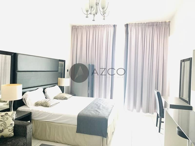 LUXURY FURNISHED STUDIO | CLASSY LAY OUT | CALL NOW!