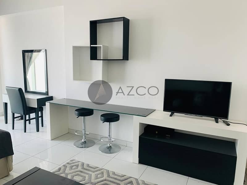 2 LUXURY FURNISHED STUDIO | CLASSY LAY OUT | CALL NOW!