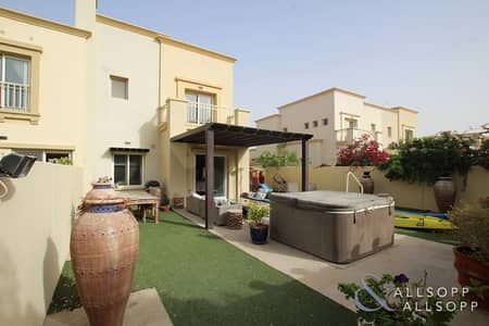 3 Bedroom Villa for Sale in The Springs, Dubai - Exclusive | Upgraded Unit | Great Location
