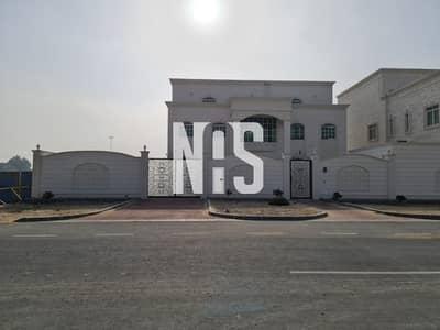 فیلا 11 غرف نوم للبيع في الرحبة، أبوظبي - Brand New huge villa in Al Rahba L