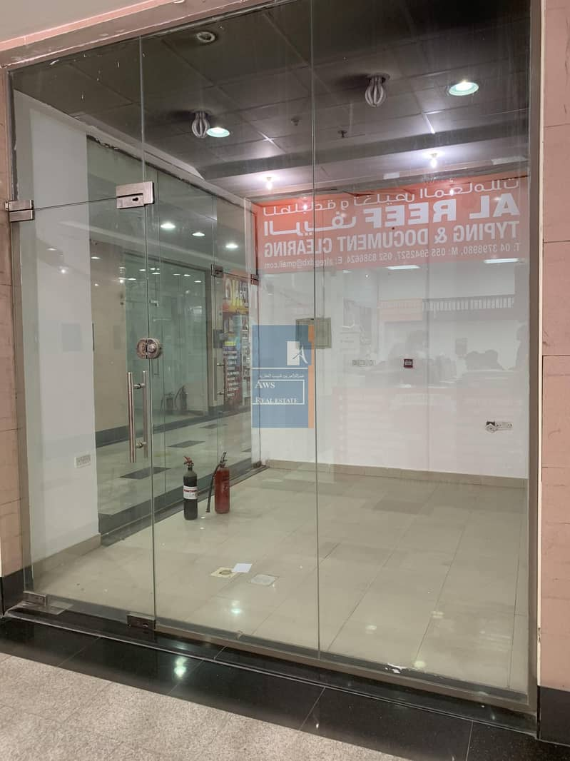 SHOP AVAILABLE IN NEW BUILDING - AL NAHDA DUBAI-TWO MONTHS FREE