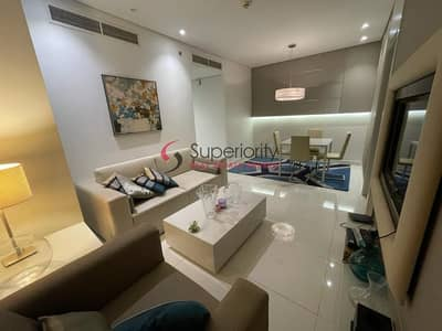 1 Bedroom Apartment for Sale in Business Bay, Dubai - Canal View | With Parking | Furnished