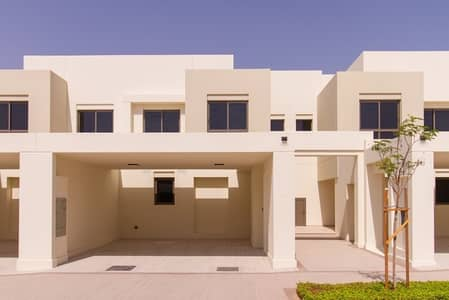 3 Bedroom Villa for Rent in Town Square, Dubai - Noor Town Houses | 3 Bed +Maid l Luxurious Villa