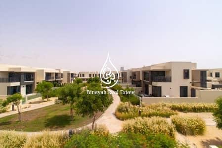 فیلا 3 غرف نوم للايجار في دبي هيلز استيت، دبي - Key In Hand | Park Facing | Single Row| 3 BR+M