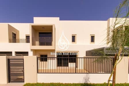 3 Bedroom Villa for Rent in Town Square, Dubai - Luxury Living |3 Bedroom+Maid|Noor Townhouse|