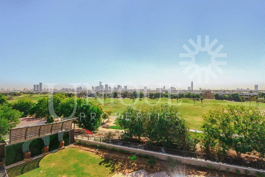 Magnificent Mansion in Emirates Hills | Sector L