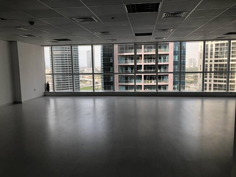Amazing Office Spacious JBC JLT for Rent.