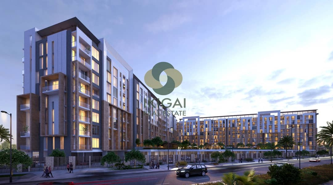 2 Well Sized One Bedroom Apartment   Special Discount for Cash Buyers   Off Plan !!