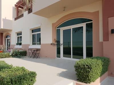 1 Bedroom Flat for Rent in Al Ghadeer, Abu Dhabi - Amazing terrace 1 bed with  POOL VIEW 40k
