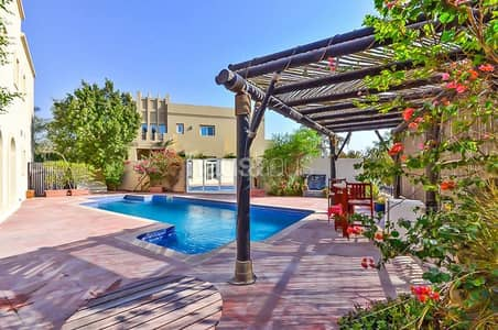 فیلا 6 غرف نوم للبيع في المرابع العربية، دبي - Golf Course Views | Type 13 | Large Plot